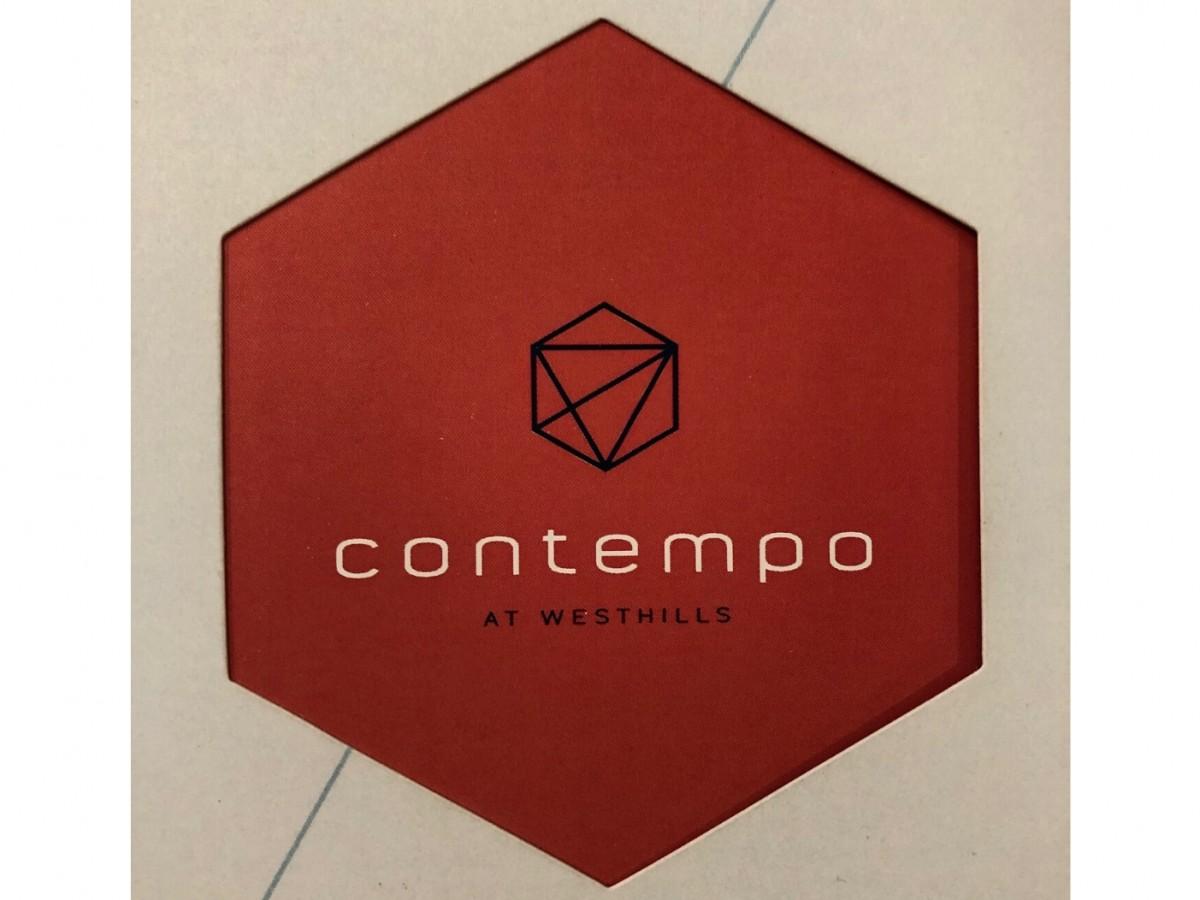 contempo homes logo projex marketing