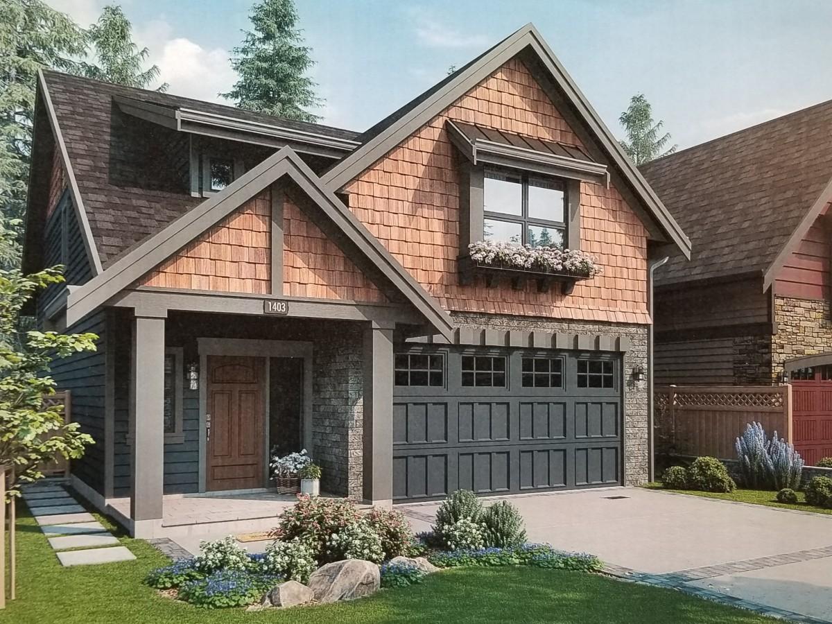 executive series homes-projex marketing