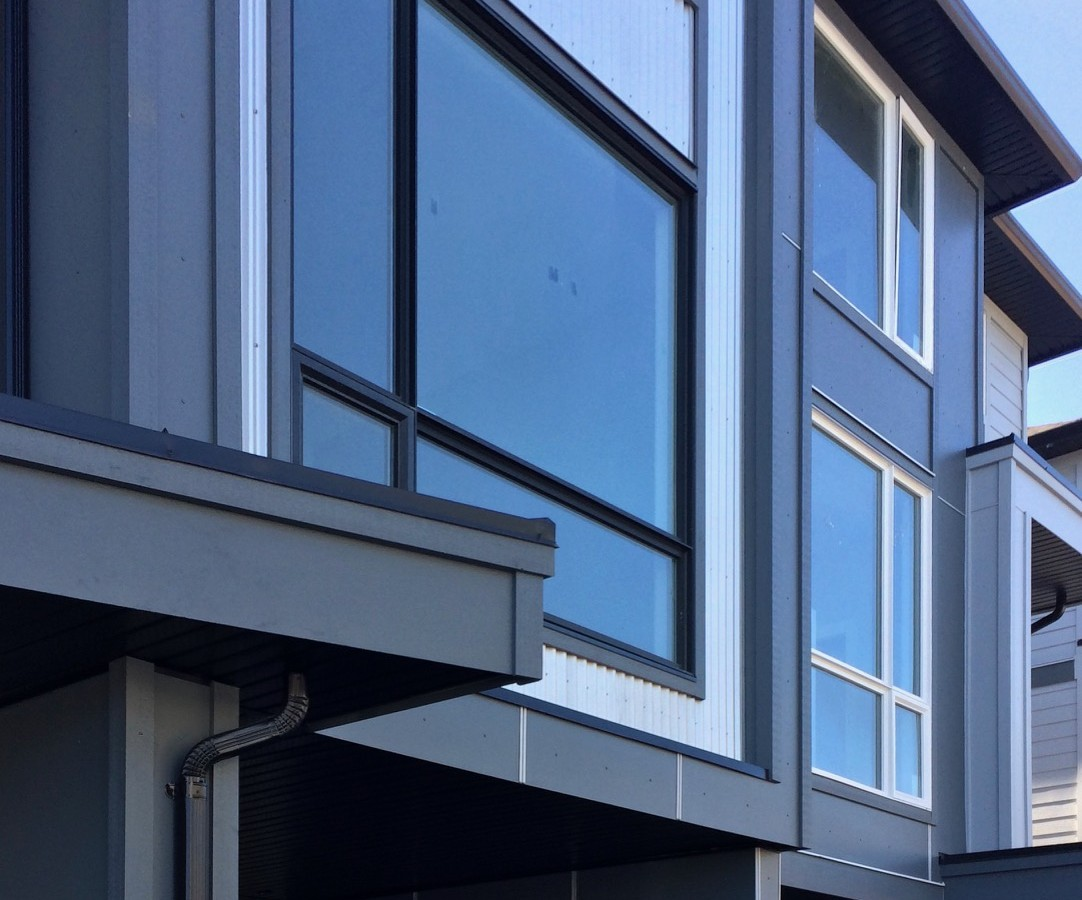 meridian family townhomes projex