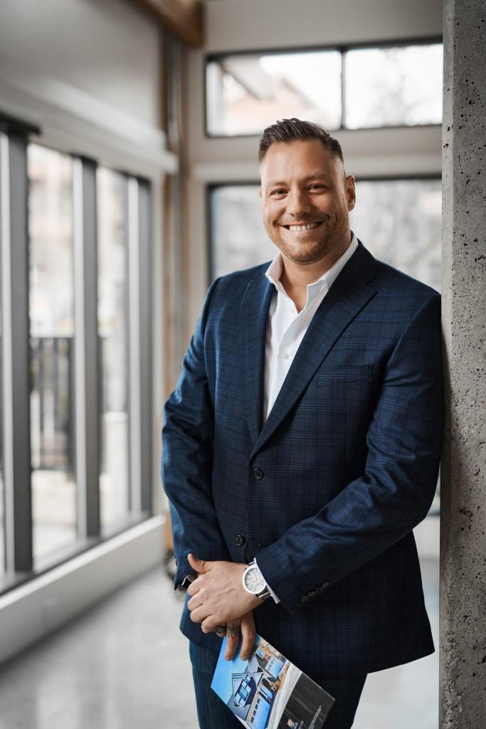 Aaron Sproule Partner Projex Marketing