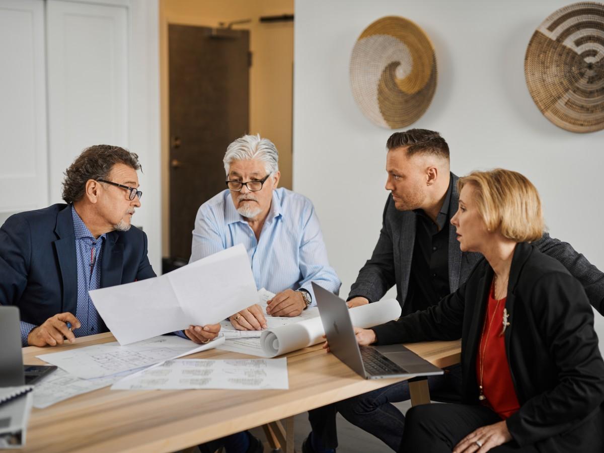 projex marketing planning team